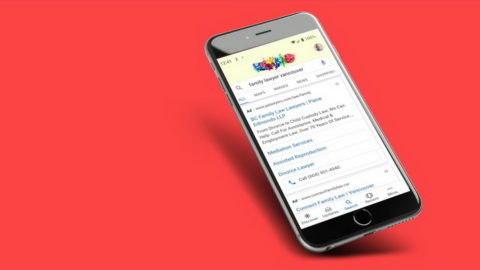 How Google Search Ads Work for Law Firms